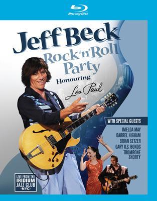Rock & Roll Party: Live At Iridium 〜Les Paul Tribute Live (Blu-ray)