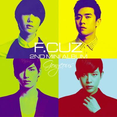 2nd Mini Album: Gorgeous