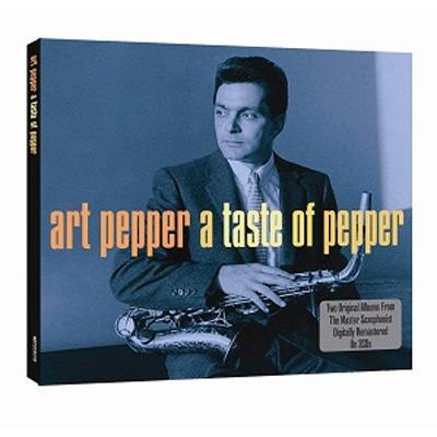 A Taste Of Pepper