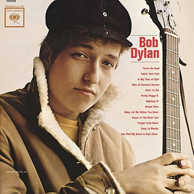 Bob Dylan (モノラル/180グラム重量盤レコード/Music On Vinyl)