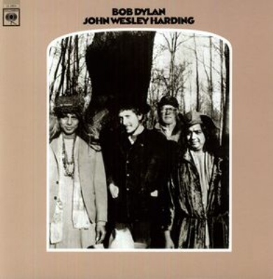 John Wesley Harding (Mono)(180グラム重量盤)