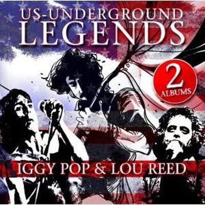 Us Underground Legends: 2 Albums