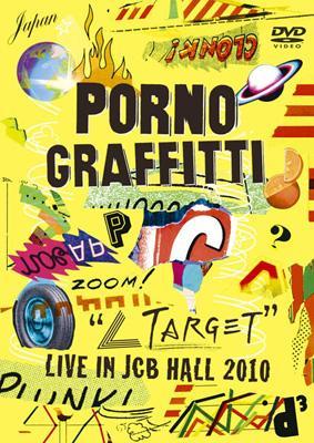 """∠TARGET"" LIVE IN JCB HALL 2010 【初回限定盤】"