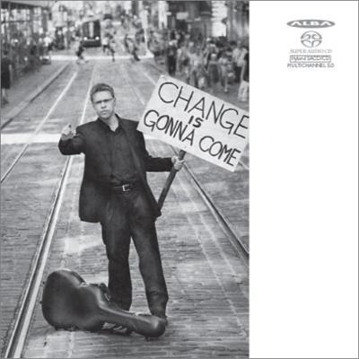 『変化はやってくる〜ギター・リサイタル〜16世紀から今日まで』 ペトリ・クメラ