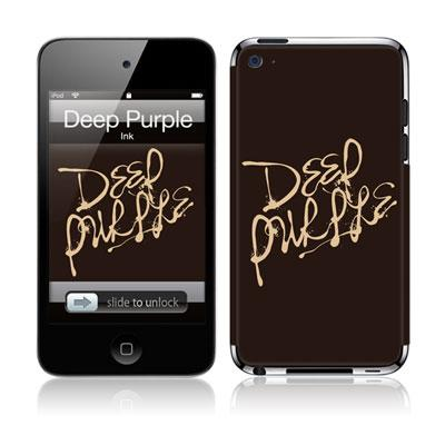 Musicskins / Deep Purple -Ink(Ipod Touch4g用)