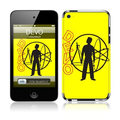 Musicskins / Devo -Leisuresuit(Ipod Touch4g用)