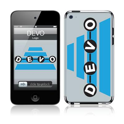 Musicskins / Devo -Logo(Ipod Touch4g用)