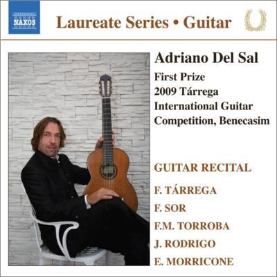 アドリアーノ・デル・サル ギター・リサイタル