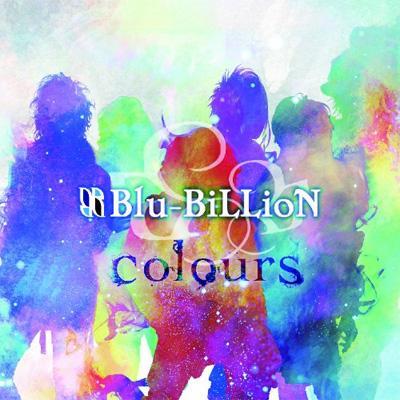 colours (+DVD)【初回限定盤】