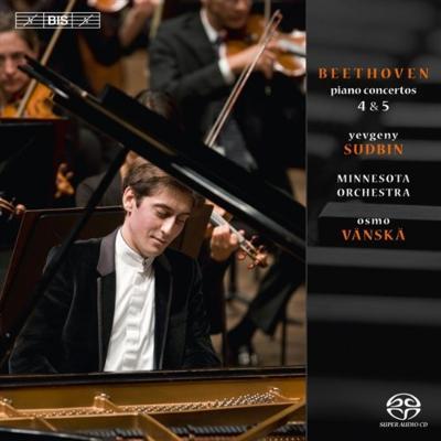 ピアノ協奏曲第4番、第5番『皇帝』 エフゲニー・スドビン、オスモ・ヴァンスカ&ミネソタ管弦楽団