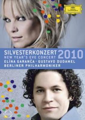 ジルヴェスター・コンサート2010 ドゥダメル&ベルリン・フィル、ガランチャ