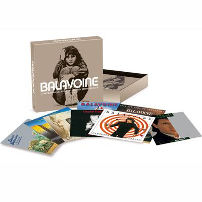 L'integrale Des Albums Originaux