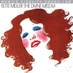 Divine Miss M (高音質盤/140グラムアナログレコード/Mobile Fidelity)