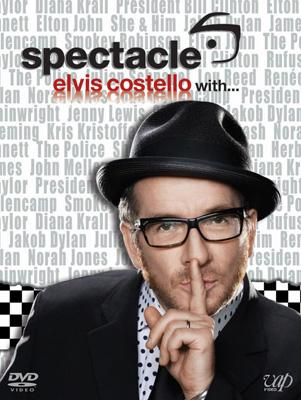 Elvis Costello With Spectacle!: Rock Live & Talk