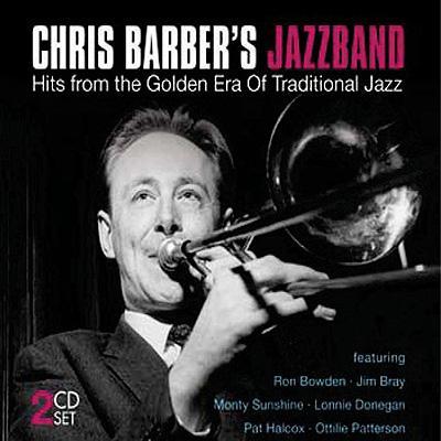 Chris Barbers Jazzband: Hits From The Golden Era : Chris Barber   HMV&BOOKS  online - 232856