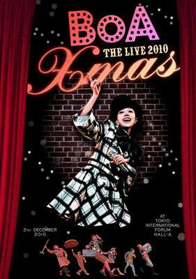 BoA THE LIVE 2010 X'mas