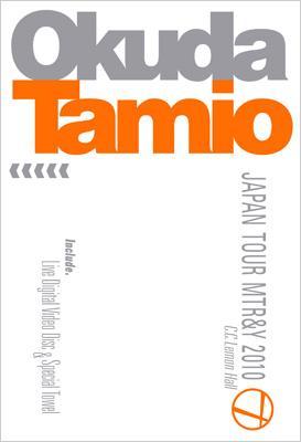 OKUDA TAMIO JAPAN TOUR MTR&Y 2010 2010/12/24 C.C.Lemon Hall 【初回限定盤】