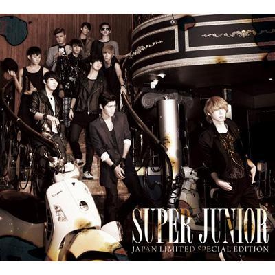 SUPER JUNIOR JAPAN LIMITED SPECIAL EDITION (CD+DVD)【SUPER SHOW3 開催記念盤】