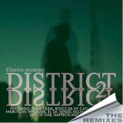 Disctrcit 2 Disctrcit / The Remixes