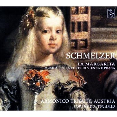 La Margarita-music For The Courts Of Vienna & Prague: Duftschmid / Armonico Tributo Austria