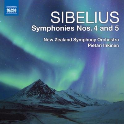 交響曲第4番、第5番 インキネン&ニュージーランド交響楽団