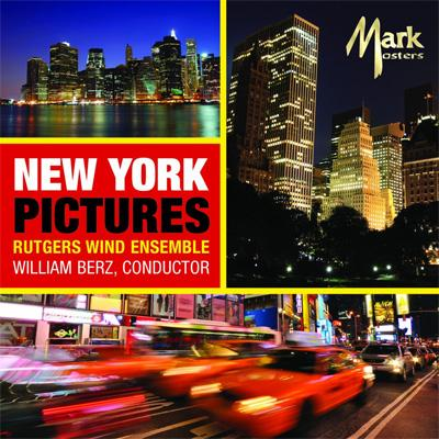New York Pictures: Rutgers Wind Ensemble