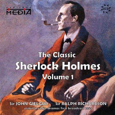 Classic Sherlock Holmes Vol 1