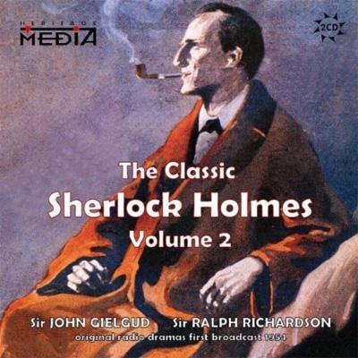 Classic Sherlock Holmes Vol 2