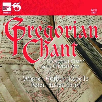 Gregorian Chant For The Church Year: Dopf / Schola Wiener Hofburgkapelle