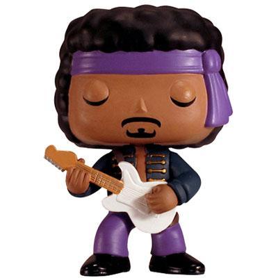 Pop! Rocks -Jimi Hendrix (Purple Haze Ver.)