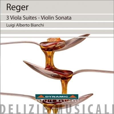 ヴィオラ組曲集、ヴァイオリン・ソナタ第7番 ビアンキ
