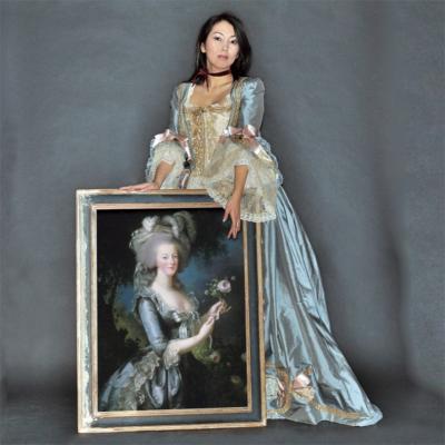 L'Art de Marie-Antoinette : Mayuko Karasawa