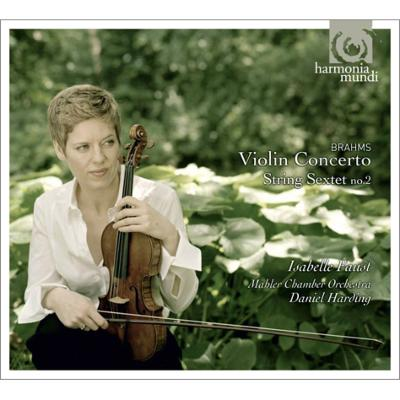 ヴァイオリン協奏曲、弦楽六重奏曲第2番 ファウスト、ハーディング&マーラー・チェンバー・オーケストラ、他