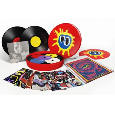 Screamadelica: 20th Anniversary Collector's Edition (+DVD)(+2LP)
