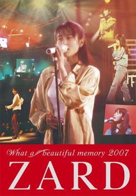 ZARD What a beautiful memory 2007