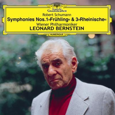 交響曲第1番『春』、第3番『ライン』 バーンスタイン&ウィーン・フィル