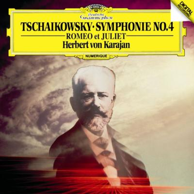 交響曲第4番、幻想序曲『ロメオとジュリエット』 カラヤン&ウィーン・フィル、ベルリン・フィル