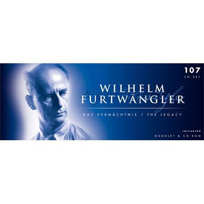 フルトヴェングラー/ザ・レガシー(107CD)