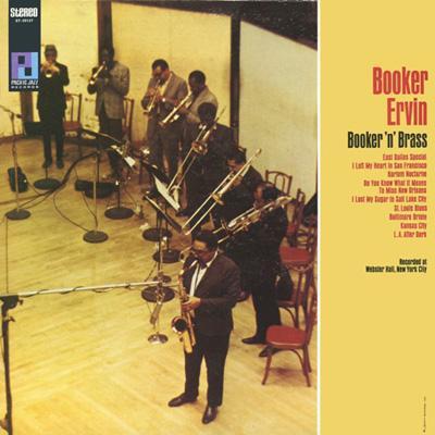 Booker 'n' Brass
