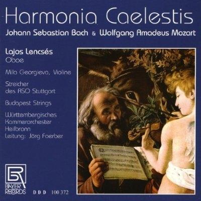 モーツァルト:オーボエ協奏曲、バッハ:オーボエ・ダ・モーレ協奏曲、他 レンチェシュ、フェルバー&ヴュルテンベルク室内管、他