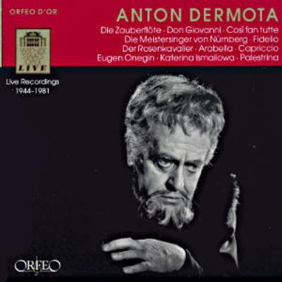アントン・デルモータ オペラ・アリア集 1944−81(2CD)