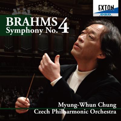 交響曲第4番 チョン・ミョンフン&チェコ・フィル(2011)