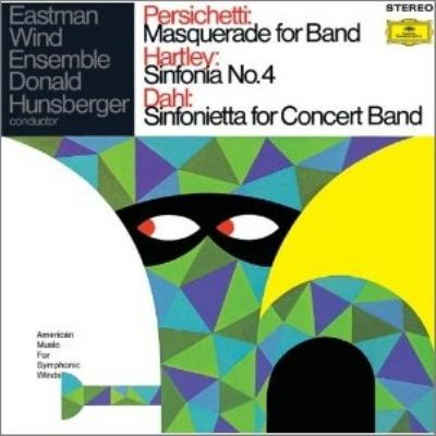 Hunsberger / Eastman Wind Ensemble American Music For Symphonic Winds