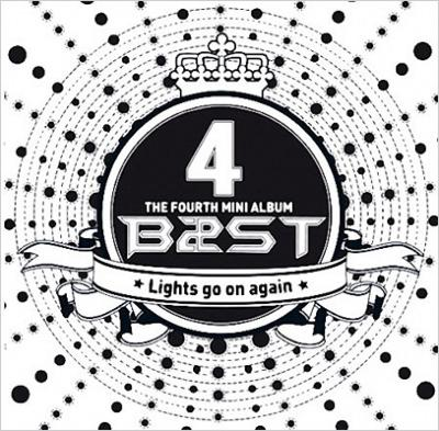 Lights Go On Again -Deluxe Special Asian Edition (韓国版)
