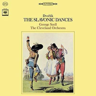 Slavonic Dances : George Szell / Cleveland Orchestra