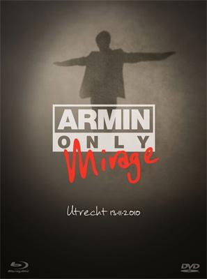 Armin Only: Mirage Blu-ray