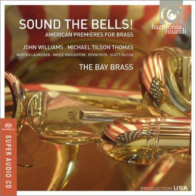 『サウンド・ザ・ベルズ!〜アメリカのブラス音楽新録音集』 ザ・ベイ・ブラス