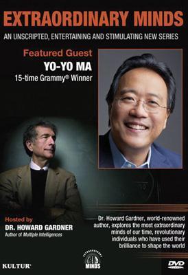 Yo-yo Ma Extraordinary Minds