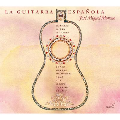 『スペインのギター音楽集』 ホセ・ミゲル・モレーノ(2CD)