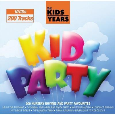 Kids Years -Kids Party